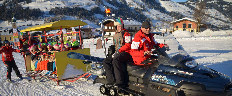 Skischulen in Brixen, Kirchberg und Westendorf