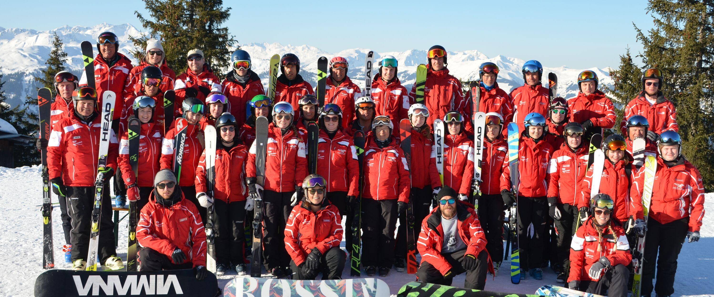 BVB Evonik Fuballakademie - in den Kitzbheler Alpen